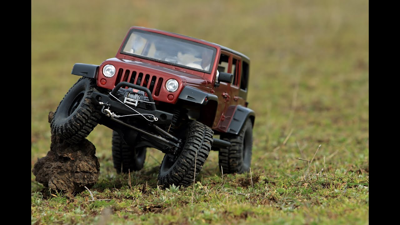 Jeep Rock Crawler Jeep Rubicon Vs Defender Scale Rock Crawler Expedition Axial Scx10