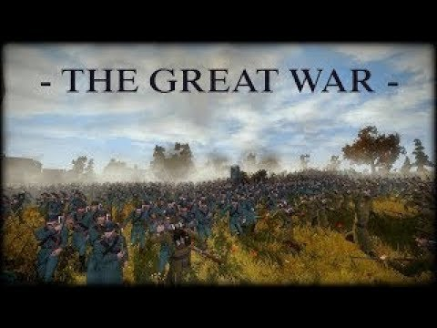 Total War Mod Review - The Great War - Napoleon Total War