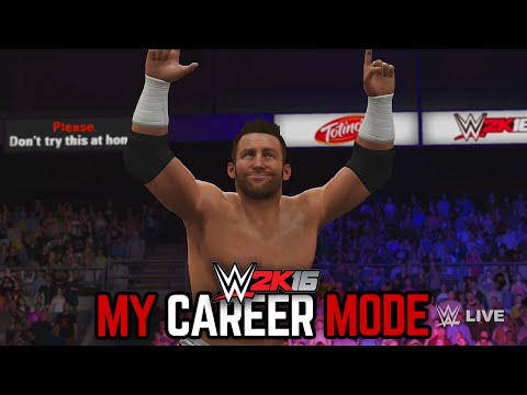 "WWE 2K16 My Career Mode - Ep. 171 - ""WOO WOO WOO!!"""