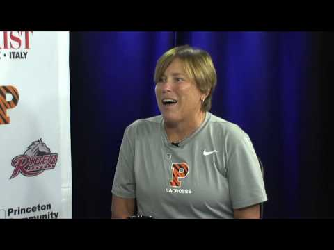 Secrets of College Planning with Chris Sailer Head Women's Lacrosse Coach -Princeton Univ.