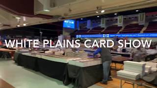 White Plains Card Show Table Set Up | SMR Collectibles 13