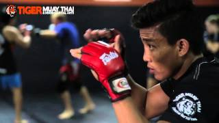 ONE FC MMA Fighter Chan Rothana