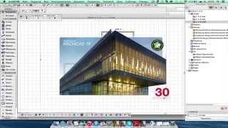 Работа с файлом модуля в ArchiCAD