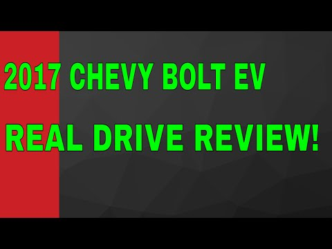 Real Drives 2017 Chevy Bolt EV Is This Chevrolet a Tesla Model 3 Killer?