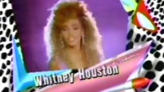 Soul Train Audience throws SHADE at Whitney Houston (1988)