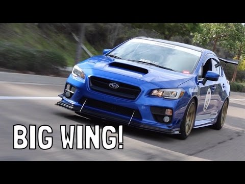 BECAUSE RACECAR | Big Turbo WRX Review