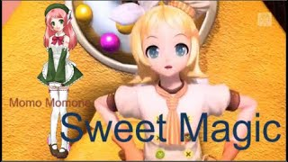 【Momo Momone】Sweet Magic [UTAU cover]