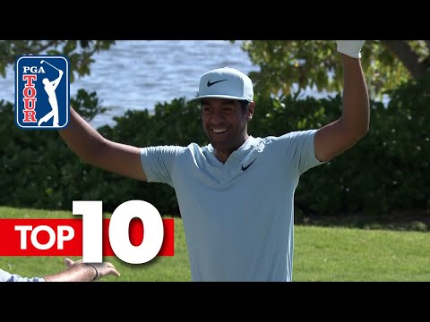 Top 10 all-time shots at the Sony Open in Hawaii