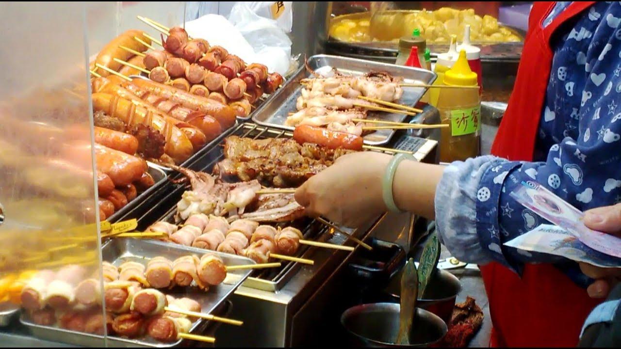 Hong Kong Food Market Youtube
