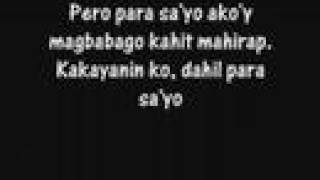 Repeat youtube video Para sa'yo - Parokya ni Edgar