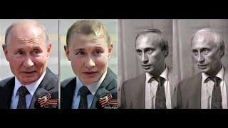 Собака не узнала Путина. Путин бежит от нее в страхе