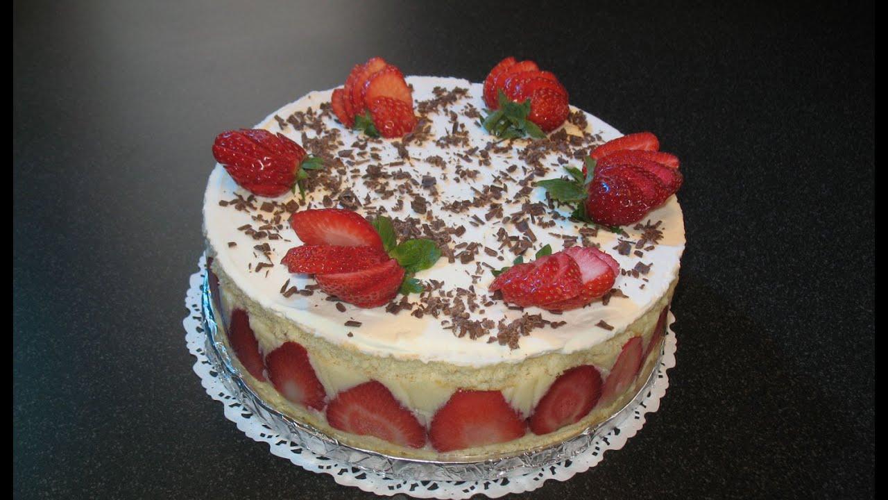 торт фризе рецепт фото