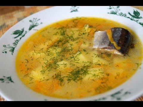 Суп в мультиварке из консервы