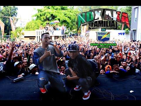 Salah Kekancan NDX AKA Ft PJr Live SMK Perdana Semarang