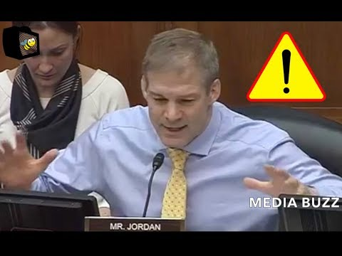 "Jim Jordan Is Still Pissed About Hillary Clinton and Fusion GPS! ""That Was Just Ridiculous"" 3/14/18"