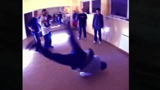 DJ TWISTER feat B boy Arek Mąka & Solo - Funky Floor mixtape