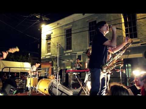 Mike Park LIVE @ Block Party 2013 - New Orleans, LA
