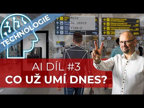 Umělá inteligence: Co už umí dnes? AI#3