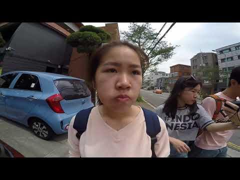 Bukchon Hanok Village - Namsan Seoul Tower // Korea Vlog Day 4