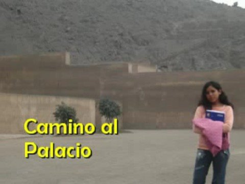 PURUCHUCO  conociendo el palacio y su  interior