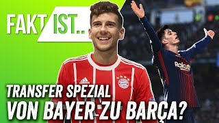 Fakt ist: Goretzka, Teuchert, Havertz, Sané - Transfer Spezial Winterpause 2017/18