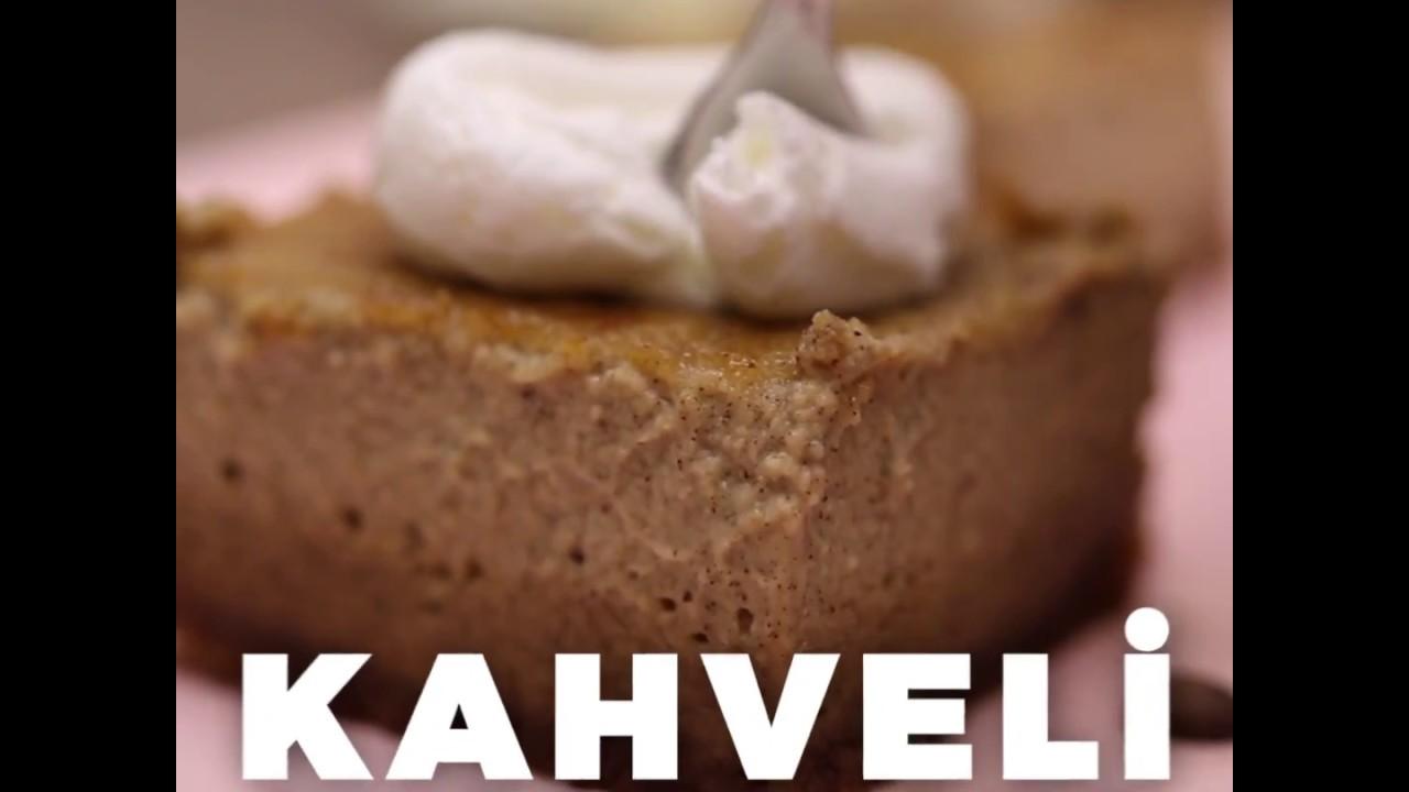 Kahveli cheesecake tarifi