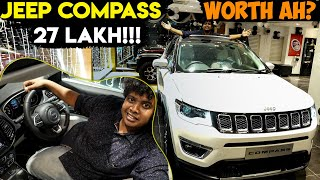 Jeep Compass - Luxury SUV - Irfan's View