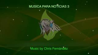 MUSICA PARA NOTICIAS 3 - NEWS MUSIC