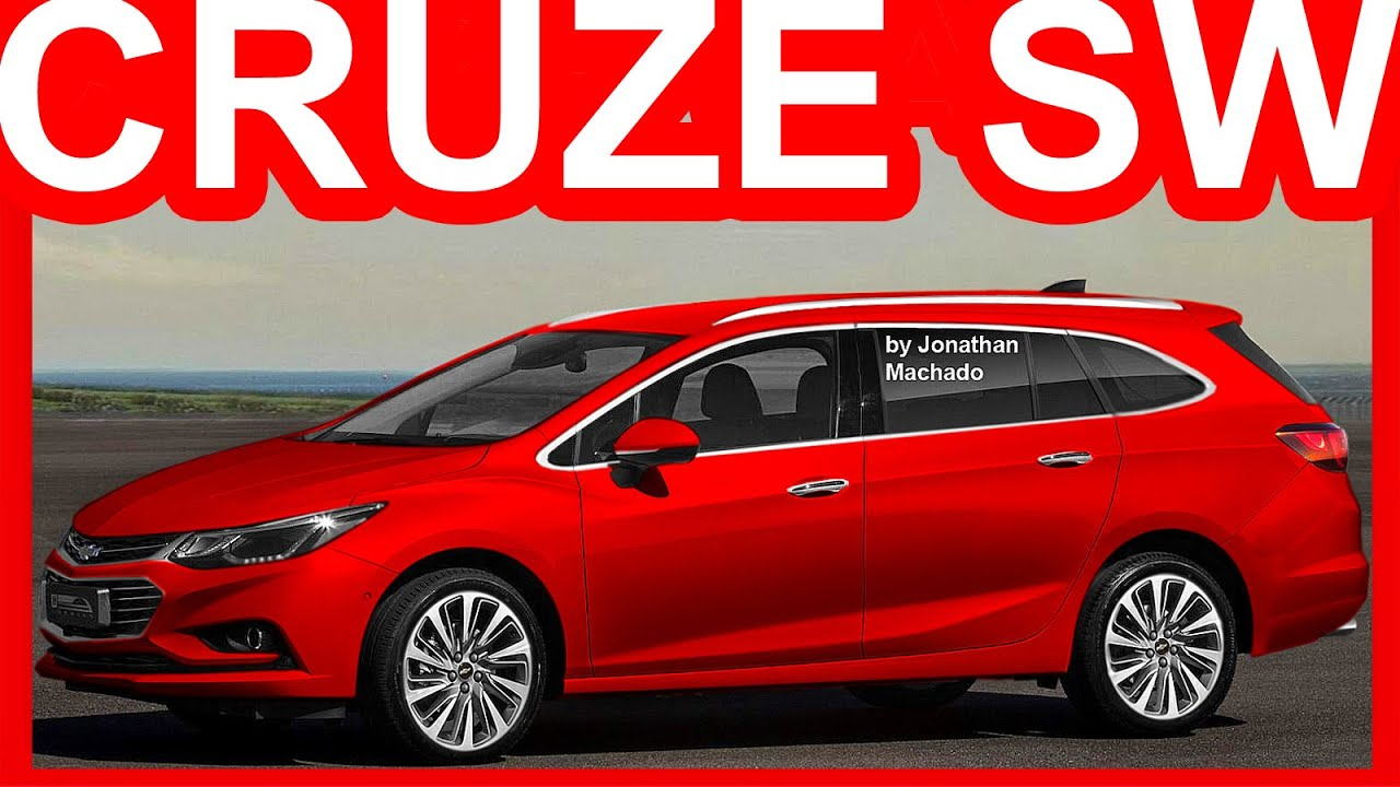 photoshop chevrolet cruze station wagon 2018 cruze youtube. Black Bedroom Furniture Sets. Home Design Ideas