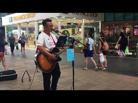 Singapore Busker Talent Tampines #3