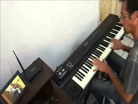 What a Feeling - Piano - Irene Cara