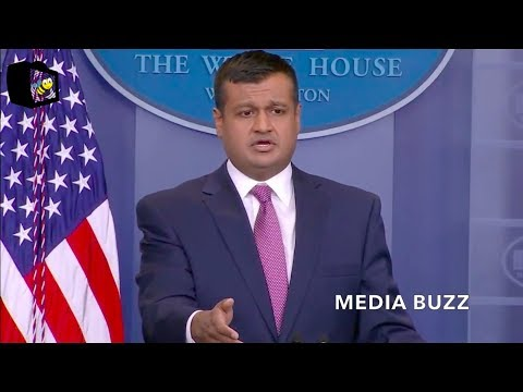 White House Press Briefing 2/8/18 - Deputy Press Secretary R