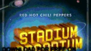 red hot chili peppers - Especially In Michigan - Stadium Arc