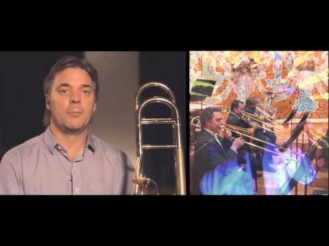 UNI School of Music Hall of Fame: James Miller, trombone