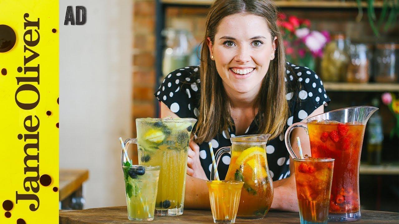 Download Iced Tea - 3 Ways | Katie Pix - AD