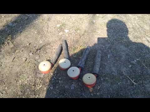 Полив для газона своими руками видео