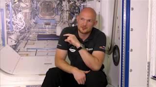 Physikerinnen und Physiker im Beruf - Dr. Alexander Gerst