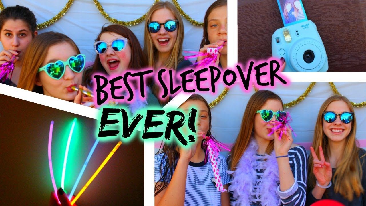 the best sleepover How to plan a fun tween sleepover party share pin email search the site go more in raising kids celebrations activities a sleepover party could be the best bet.