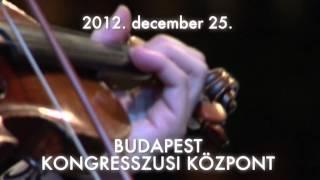 Broadway Jegyiroda - Edvin Marton & Vienna Strauss Orchestra Karácsonyi Gála koncert Thumbnail