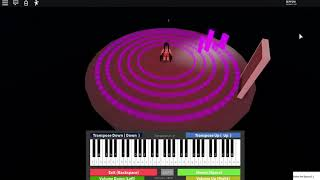 Normani - Motivation - Roblox Piano