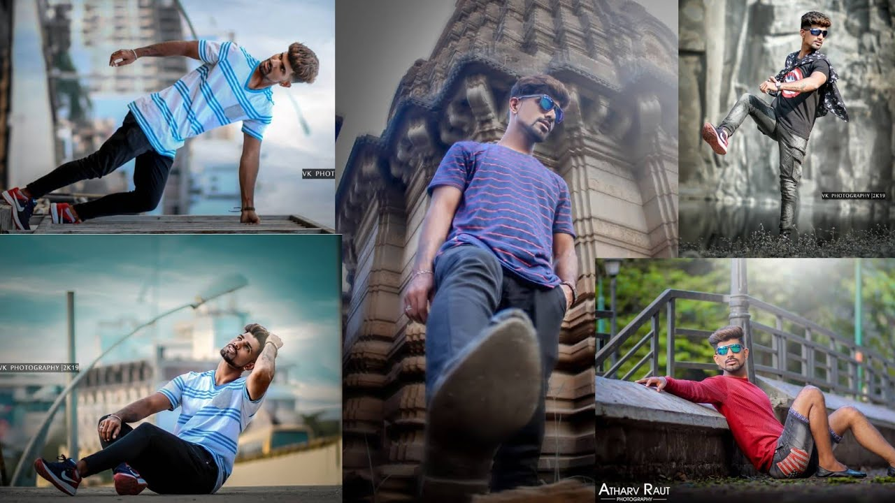 Best Creative Boys Pose Photoshoot Pose For Boy Man Pose Photography Youtube