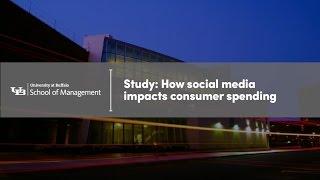 Study: How social media impacts consumer spending
