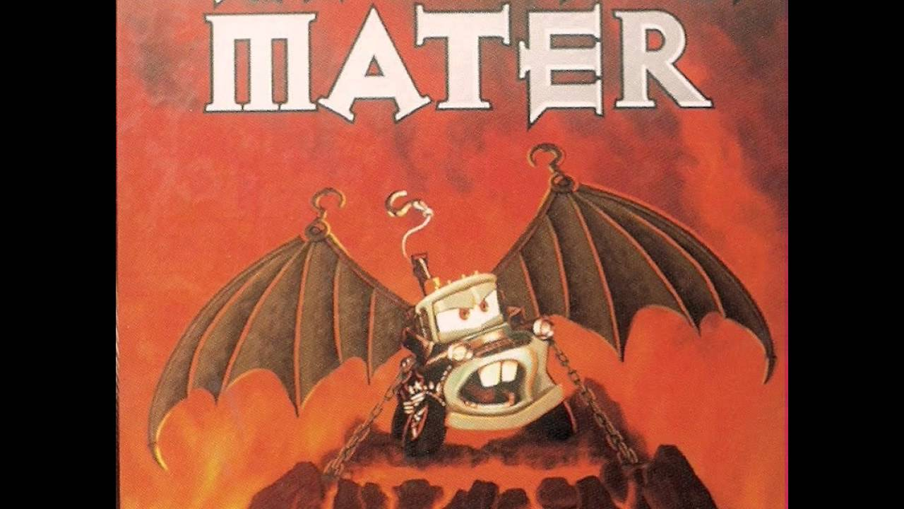 Heavy Metal Mater Dad Gum Youtube