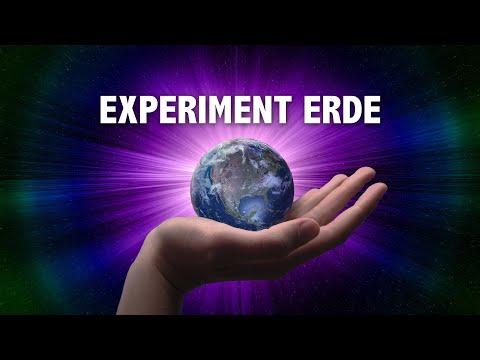 EXPERIMENT ERDE - Über die Herkunft der Menschheit - Interview mit Edgar Wilhelm