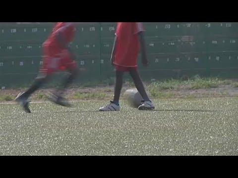 Niger, CENTRE DE VACANCES DÉDIÉ AU FOOTBALL