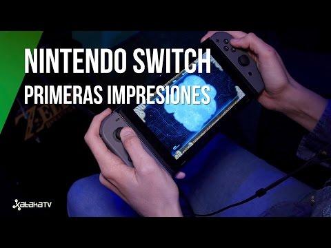 Nintendo finalmente desvela los detalles técnicos de la Switch, aunque la CPU/GPU aún sigue siendo un misterio