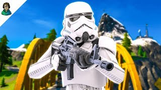 🔴 Solos | Star Wars Event Soon! (Fortnite Battle Royale)