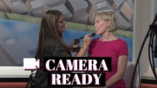 The Makeup Master at NJTV News | On Background