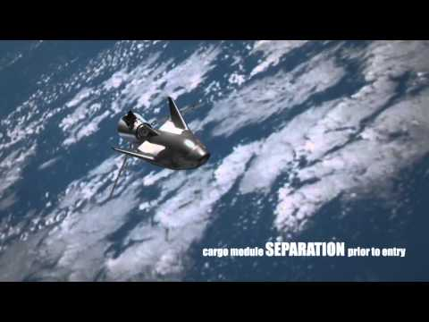 SNC's Dream Chaser® Cargo System: A Transportation System to Deliver Cargo to the ISS for NASA