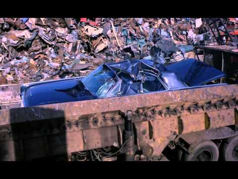 Goldfinger (1964) - Car Tailing Scene